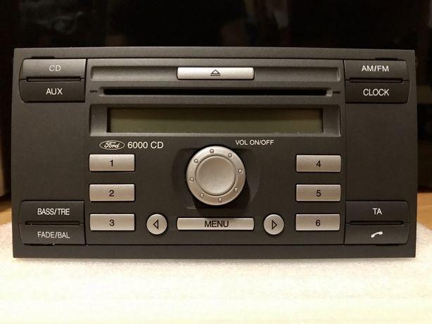 Radio 6000 CD Single CD-KW 2000