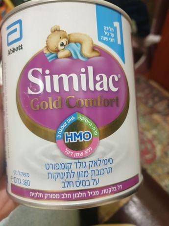 Смесь similac Gold comfort