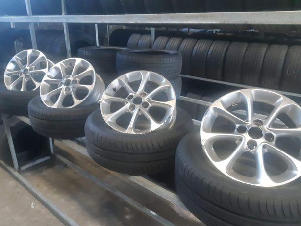 Felgi aluminiowe 15'Renault 4x100