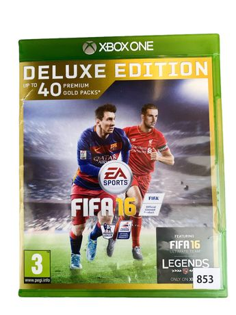 Fifa 16 Xbox One / 853