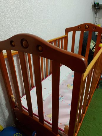 Кровать детская от 0 до 3х лет