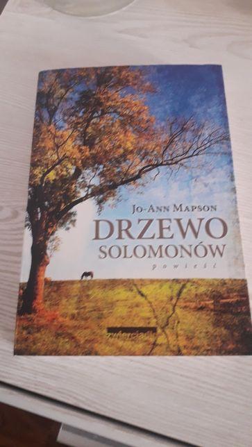 Książka Drzewo Solomonów Jo-Ann Mapson powieść.