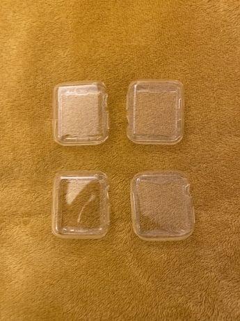 Proteções de vidro Apple Watch