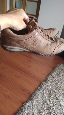 Skórzane buty Gabor