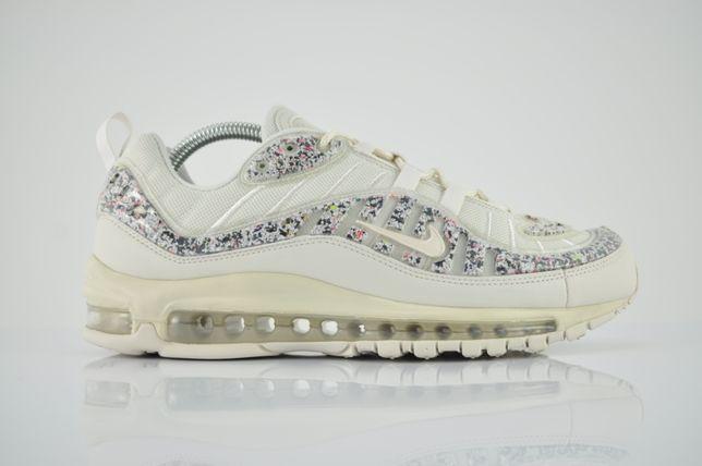 "Nike WMNS Air Max 98 LX ""Phantom"" 42 białe nowe am98 kolorowe PURRFECT"