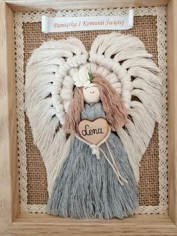 Aniołek- Komunia Św., Chrzest, Bierzmowanie