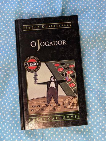 Livro - O Jogador, Dostoievsky