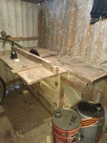 Продам станок для обробки дерева. Терміново!