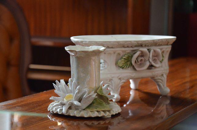 Ozdoby i dekoracje porcelana