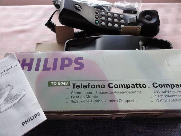 PHILIPS TD 9048 -телефон кнопочный.Австрия.Европ. стандарт подключения