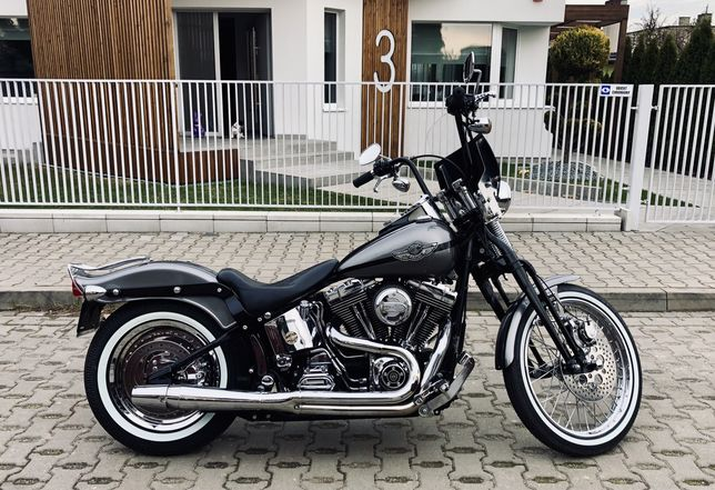Harley Davidson Softail Springer FXSTS