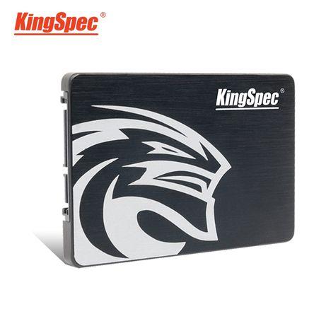 SSD KingSpec 128GB 180GB Kingston НОВЫЙ Запечатанный жёсткий диск HDD