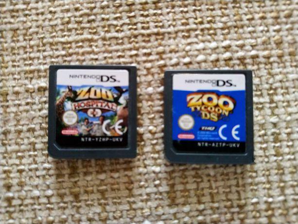 Гра Nintendo DS Zoo