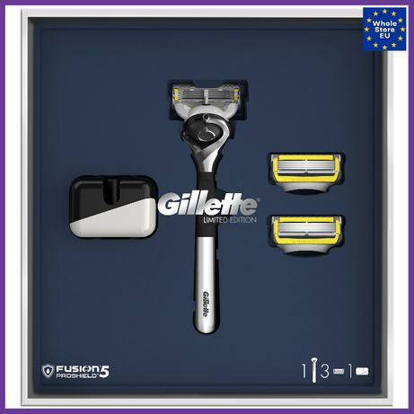 Подарочный набор Gillette Fusion 5 ProShield Chill Limited Edition
