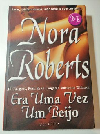 Era uma vez um beijo de Nora Roberts