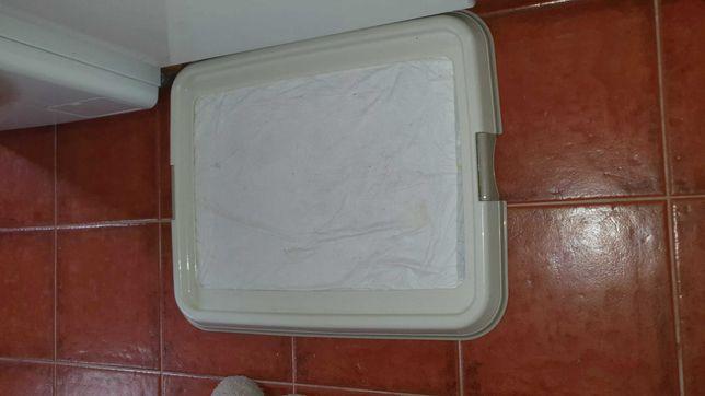 Tapete Higienico cão/ xixi no resguardo