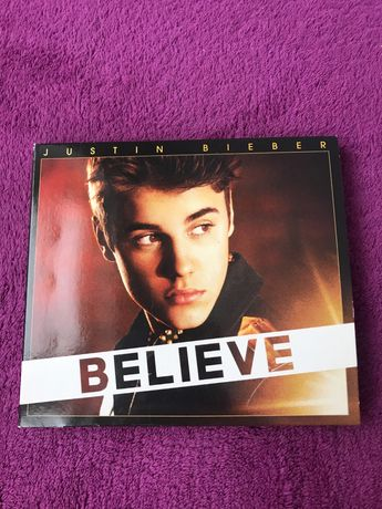 Płyta Justina BIebera - Believe