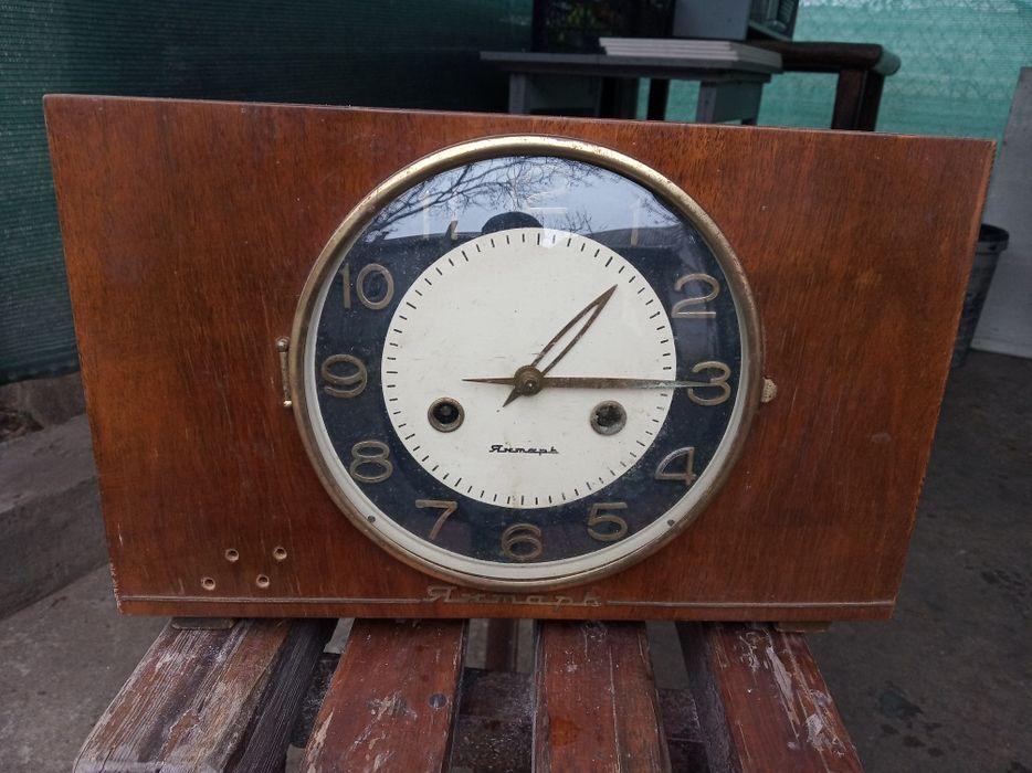 Часы настенные времён СССР Днепр - изображение 1