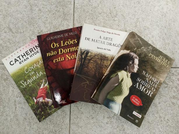 Vários livros para venda