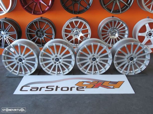 Jantes Look Ford Focus RS 18 x 8 et 52 5x108
