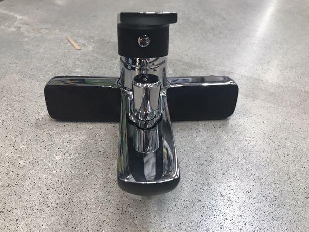OBI - Bateria wannowa chrom/czarna - ostatnie sztuki
