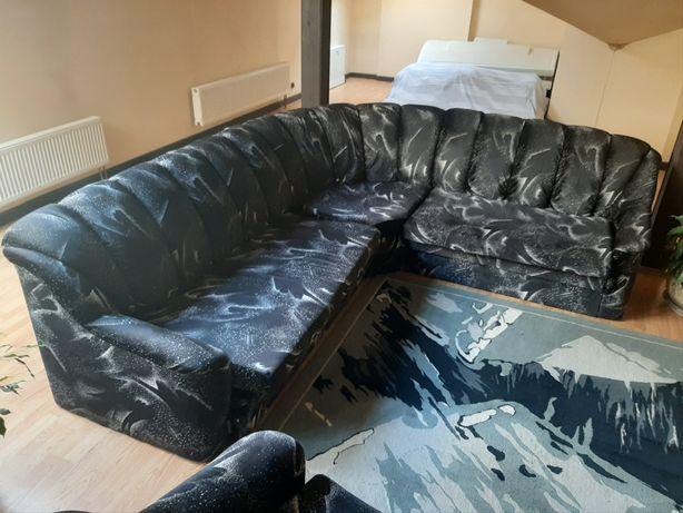 Kanapa Narożnik Plus 2 Fotele