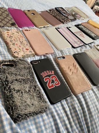 Iphone 7 plus obudowa etui case na telefon iphone 11 iphone 12 8 x xs