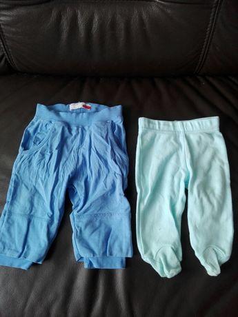 Spodnie chłopięce roz. 68