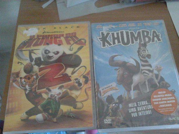 Pack dvds varios