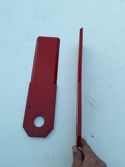 nóż noże do kosiarki sadowniczej rozdrabniacza NOWE prosty