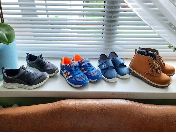 Взуття для хлопчика. 4 пари.Розміри 28-30