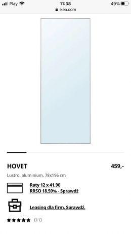 Lustro HOVET Ikea