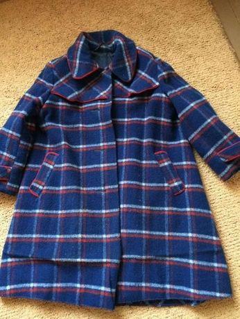 Пальто шерстяне дитяче 116-122