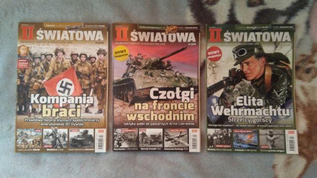 Czasopismo II światowa; wojna, militaria, historia