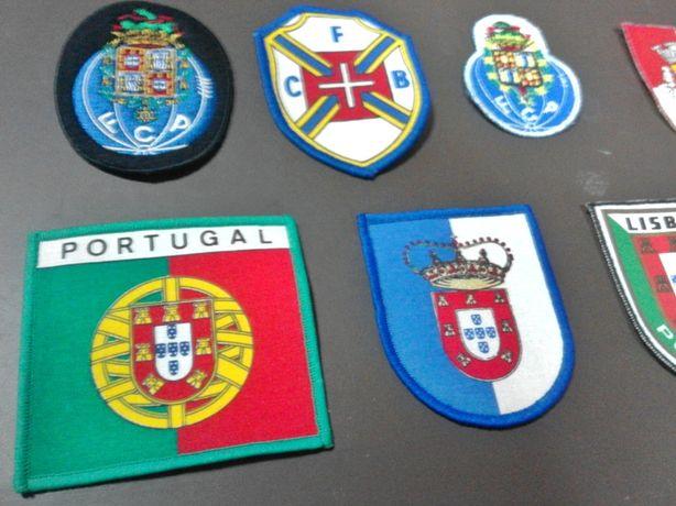 Patch emblema - novos, vários temas - traje académico, colete motard
