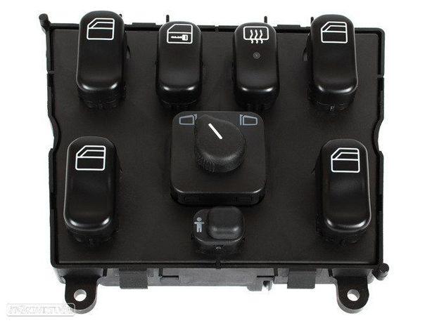 Botões / Interruptores dos vidros Mercedes ML W163 NOVO