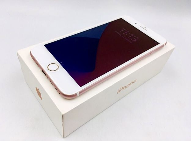 Iphone 7 plus 128 GB / 5 etui