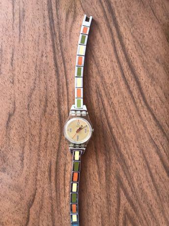 Часы швейцарские фирмы Swatch оригинал торг