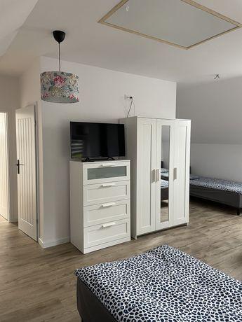 Pokoje z łazienkami z TV i internetem dla firm i prywatnie