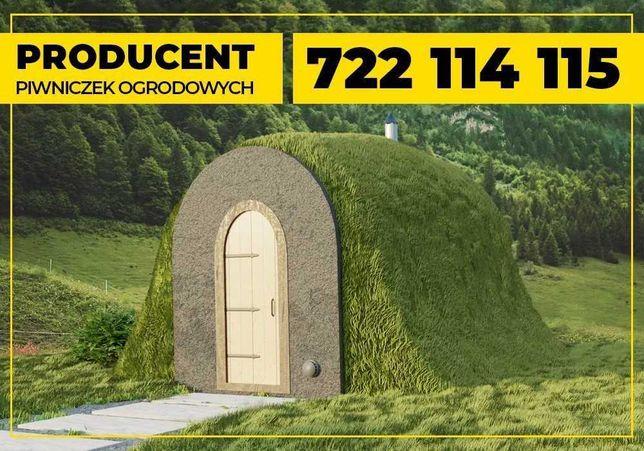 Piwniczna-Zdrój - Piwniczka ogrodowa (ziemianka) - producent