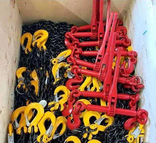 Стяжное устройство для цепи, цепная стяжка, цепной натяжитель, талреп!