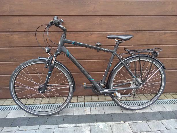 """Rower męski trekkingowy Giant 28"""" aluminium"""