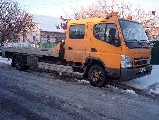Евакуатор гидро платф  херсонской обл и Украине  до 6 тон