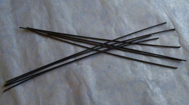 Электроды вольфрамовые диаметр 2мм для аргонно дуговой сварки