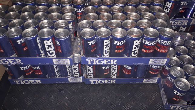 Tiger energy drink.