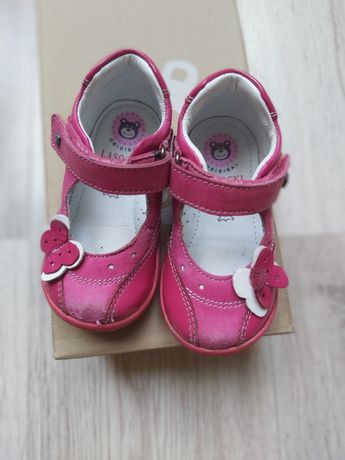 Buty dla dziewczynki 20