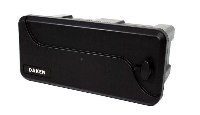 Skrzynka narzędziowa DAKEN BLACKIT 550x250x294 mm do lawety przyczepy