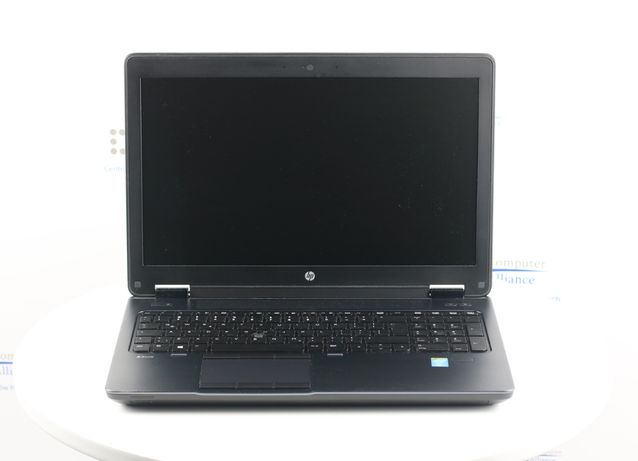 HP Zbook G2 17,3 i7-4800QM 16GB 256SSD Quadro K4100m 4GB Klasa A+