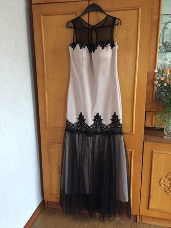 Вечернее платье размер 48-50( XL)