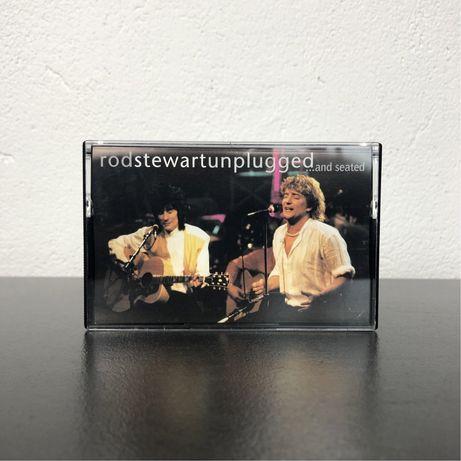 Rod Stewart - Unplugged ...and Seated kaseta magnetofonowa